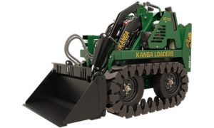 Kanga Loaders Tracked Diesel Mini Loader