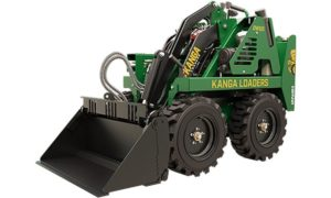 Kanga Loaders Wheeled Diesel Compact Loader