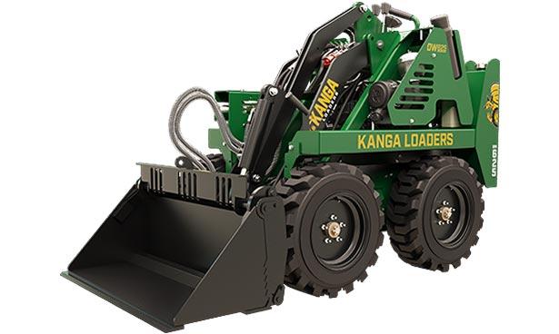 Kanga Loaders Wheeled Diesel Compact Loader