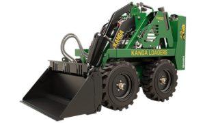 Gas Powered Kanga Mini Loader - Wheeled