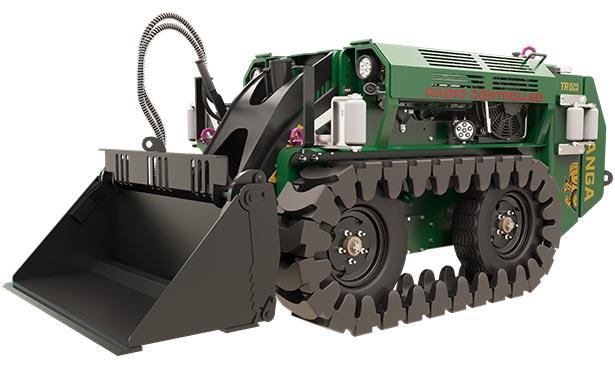 Kanga Loaders Remote Compact Loader Tracked Diesel