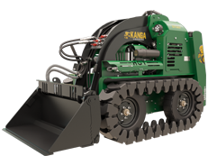 New Compact Loaders