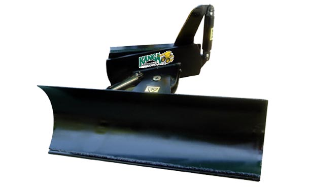 Kanga Loaders Hydraulic Angle Blade Attachment