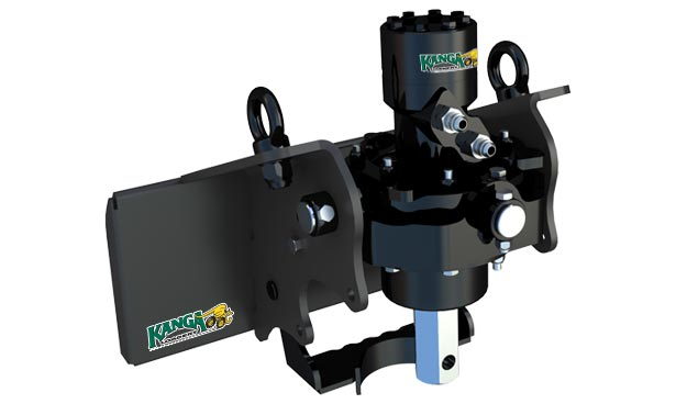 Kanga Loaders Power Head / Auger Drive Attachment