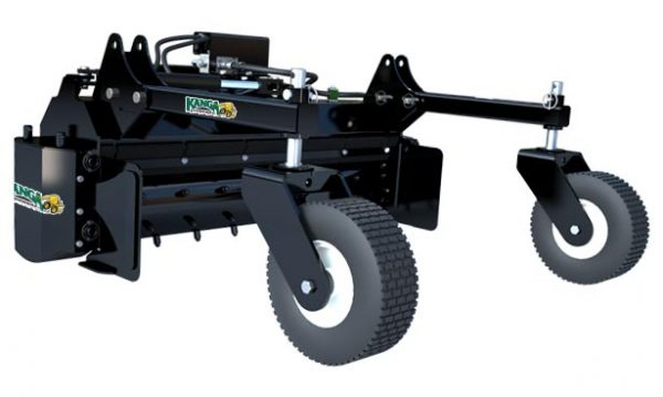 Kanga Mini Soil Conditioner Attachment for Compact Loaders