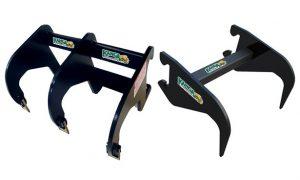 Kanga Loaders Ripper Attachment for Mini Skid Steer Loader