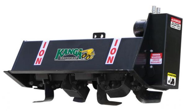 Kanga Loaders Rotary Tiller Attachment for Compact Loaders