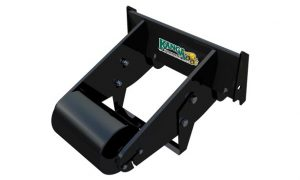 Kanga Loaders Turf Cutter Attachment for Mini Skid Steer Loaders